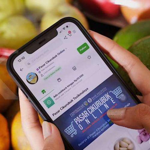 Setelah Go-Online lewat Tokopedia, Pesanan di Pasar Tradisional Jabar Melonjak 4 Kali Lipat