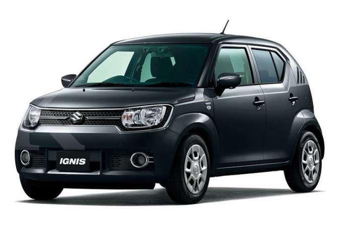 Intip harga mobil bekas Suzuki Ignis, makin turun per September 2021