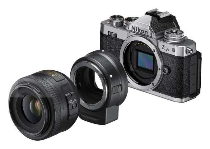 Tampang klasik dengan teknologi baru, kamera Nikon Z fc sudah hadir di Indonesia