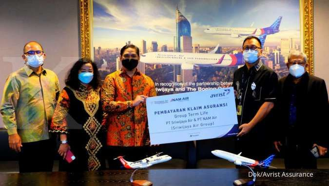 Klaim asuransi kumpulan Avrist Assurance capai Rp 424 miliar