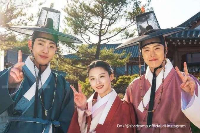 8 Drakor rating tertinggi di minggu pertama Oktober, didominasi drama Korea terbaru