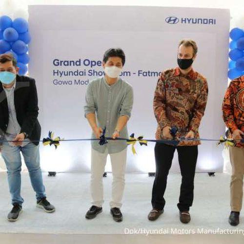 Hyundai Motors Indonesia Kembali Perluas Jaringan Dealernya melalui Hyundai Fatmawati