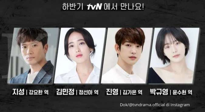 Devil Judge di tvN.