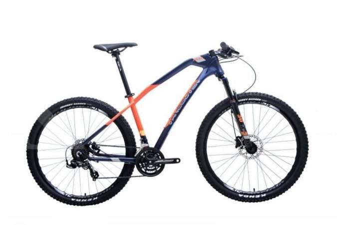 Tampil dengan desain baru, berikut harga sepeda gunung Police Vancouver Y8