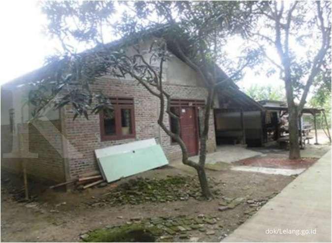 lelang rumah di Bekasi