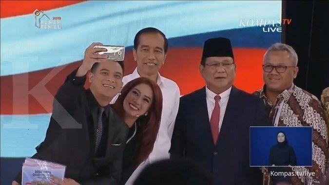 CEK FAKTA: Jokowi menegaskan bahwa Rp 187 triliun dana desa sudah dikucurkan