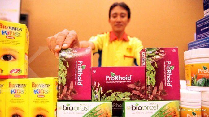 Pasokan bahan baku obat dan alat kesehatan Indonesia masih tergantung impor