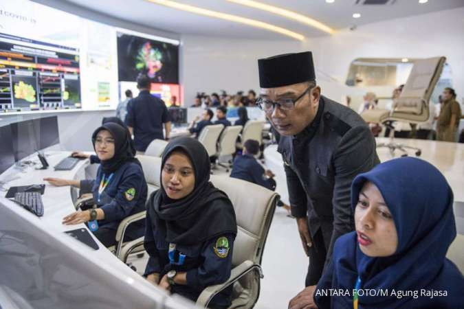 Tanggulangi dampak corona, Ridwan Kamil akan potong gaji PNS Jabar selama 4 bulan