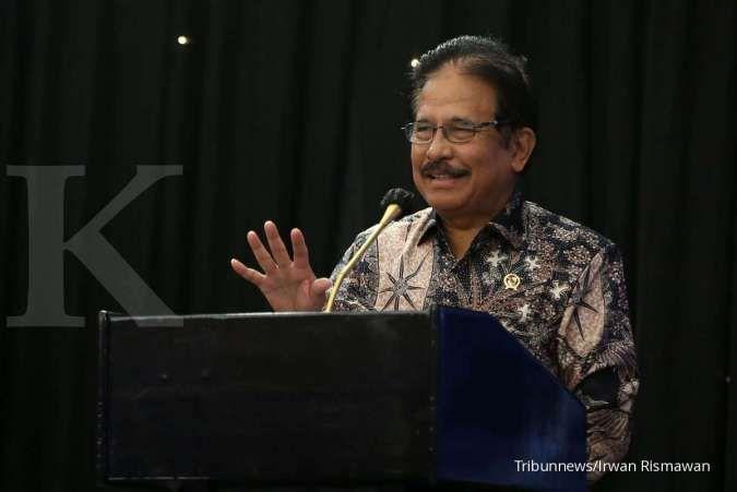 Sofyan Djalil sebut Indonesia sebentar lagi akan punya Bank Tanah