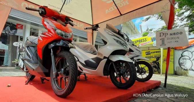 Punya beragam fitur, cek harga motor bekas Honda BeAT varian ini per September