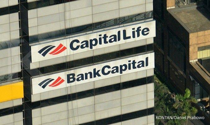 Laba bersih Bank Capital (BACA) melonjak di 2020, ini penopangnya