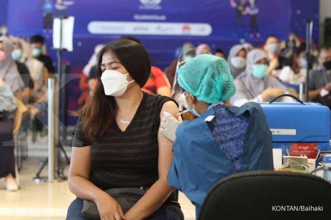 Cara pendaftaran vaksin Covid-19 di Jawa Tengah, Jawa Barat, dan Jawa Timur