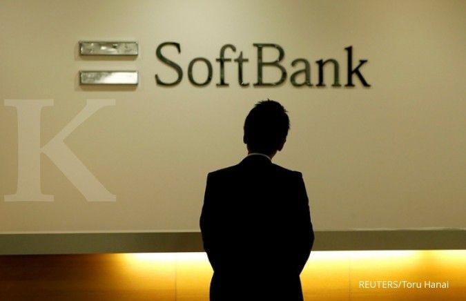 Perusahaan investasi SoftBank mencatat kerugian Rp 262 triliun pada 2019