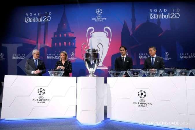 Final Liga Champions dan Liga Europa bakal mundur