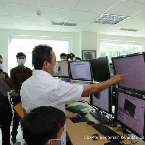 Menteri Trenggono Akan Bekali BROL Jembrana dengan Teknologi Mumpuni untuk Jaga Sektor KP