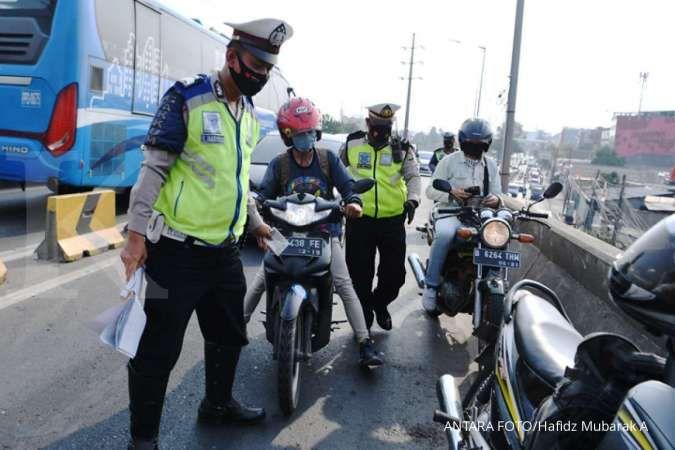 Hari ini sampai 8 November, polisi gelar operasi lalu lintas, 5 pelanggaran disasar