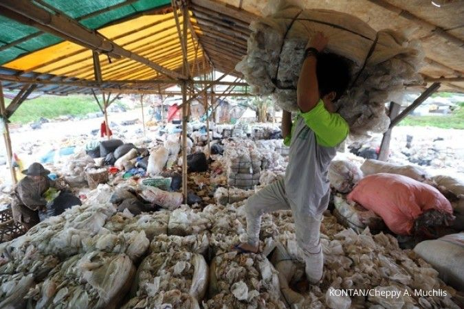 Pemerintah dorong milenial untuk mengelola sampah