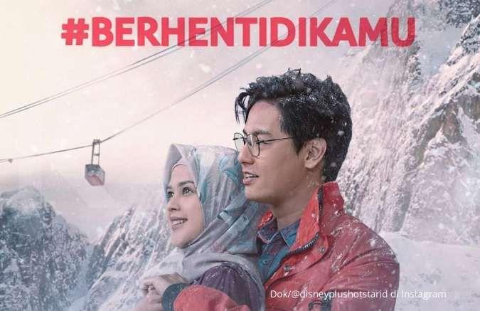 Film Indonesia romantis Berhenti di Kamu.