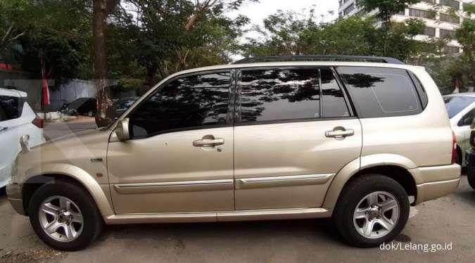 Hanya Rp 30 jutaan, lelang mobil dinas di Jakarta, Suzuki Escudo, ada dua pilihan