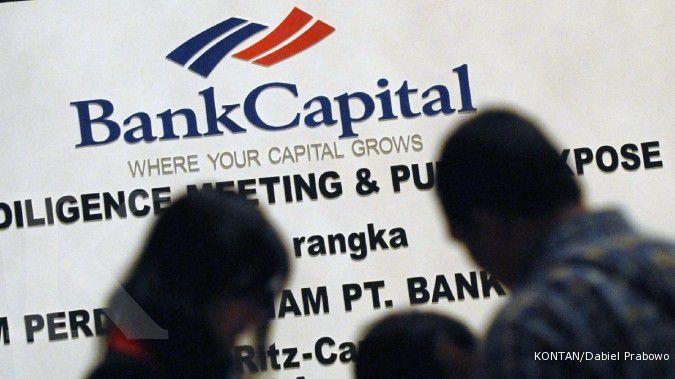 Laba Bank Capital Indonesia (BACA) melesat 574% pada 2020, ini kata manajemen