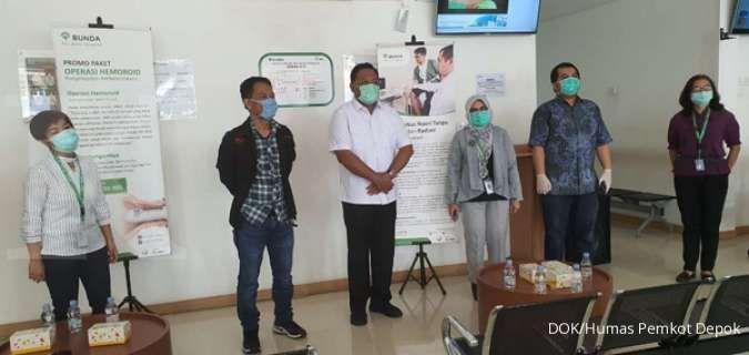 Sebanyak 6 rumah sakit swasta jadi rujukan pasien corona di Depok
