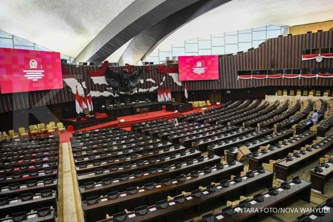 Di tengah Covid-19, Jokowi sampaikan kondisi sidang tahunan MPR berbeda