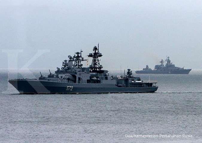 Kapal perang Rusia Admiral Vinogradov