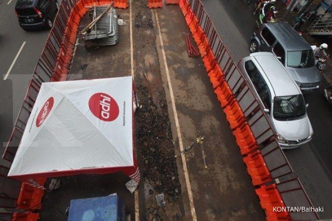 Jokowi terbitkan Perpres proyek LRT