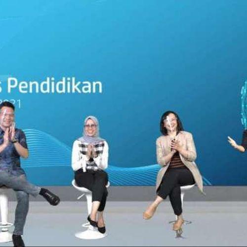 HP Meluncurkan Program Pendidikan di Indonesia, yaitu Semangat Guru Virtual Learning Series dan HP Life