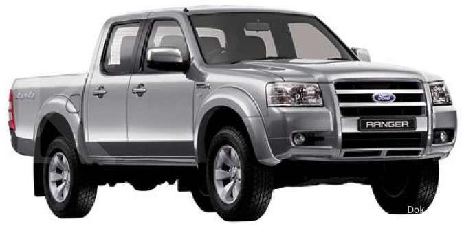 Harga mobil bekas Ford Ranger