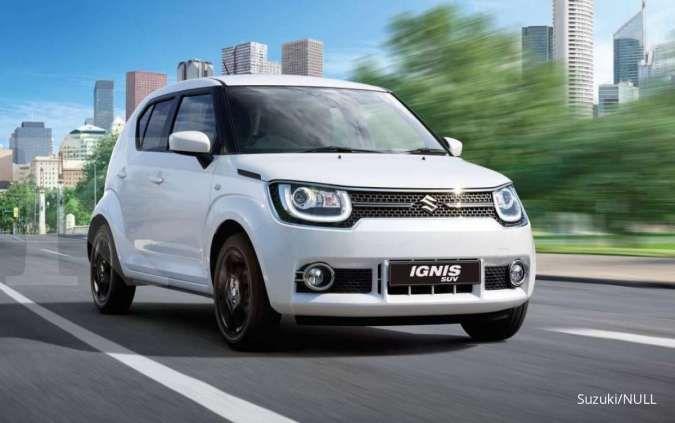 Turun banyak, harga mobil bekas Suzuki Ignis tahun muda kini mulai Rp 100 jutaan