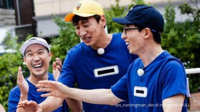 Lee Kwang Soo ungkap berapa lama ingin di Running Man dan hubungan dengan Lee Sun Bin