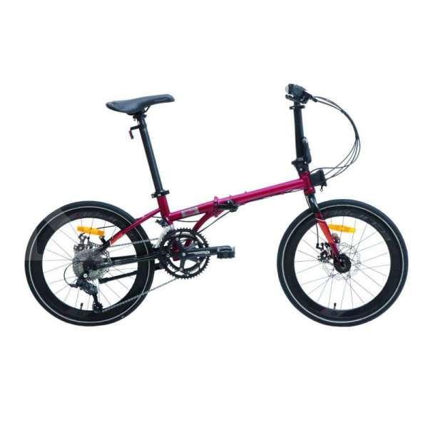 Asik! Harga sepeda lipat Element Nick 451 dibanderol murah