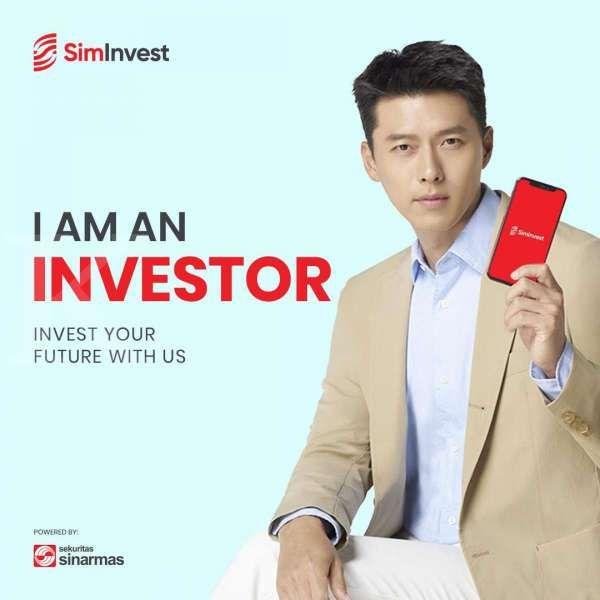 Gandeng Hyun Bin, Sinarmas Sekuritas bidik investor milenial