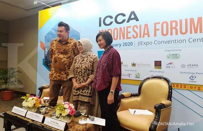Forum MICE internasional resmi berlangsung 25 Februari 2020