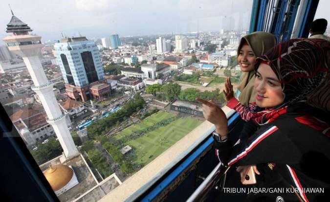 Cuaca besok di Jawa dan Bali: Bandung cerah berawan, Surabaya berawan