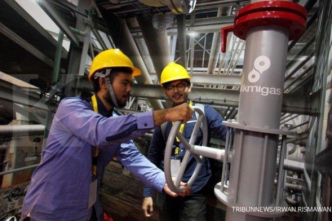 SKK Migas harap pembangunan fasilitas produksi proyek IDD tahap II sebelum 2024