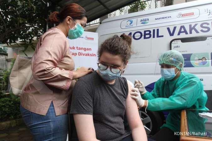Mulai hari ini Kamis (22/7) ada vaksin Covid-19 gratis di stasiun MRT, ini syaratnya