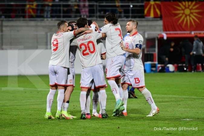 Jadwal kualifikasi Piala Dunia 2022 Makedonia Utara vs Jerman