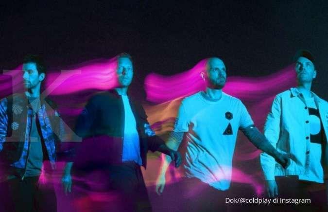 Coldplay dan BTS umumkan kolaborasi untuk lagu My Universe, rilis September 2021