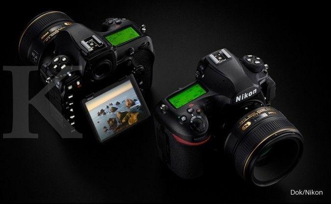 Kamera DSLR dan Mirrorless Nikon kini bisa dipakai sebagai pengganti webcam