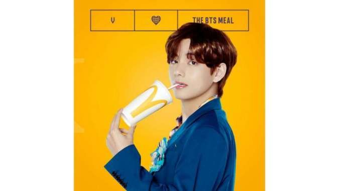 McD rilis BTS Meal hari ini 9 Juni 2021, ini cara cepat mendapatkannya