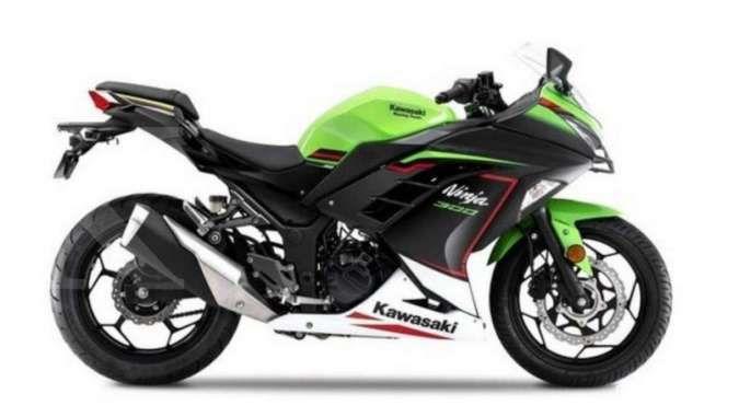 Motor Sport Kawasaki Ninja 300