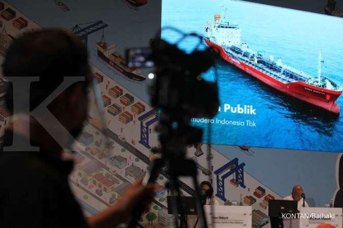 Samudera Indonesia (SMDR) rencanakan tambah armada pengangkutan LNG
