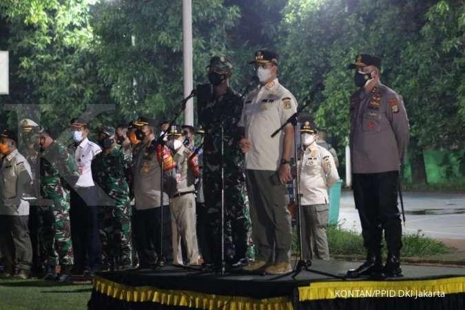 Anies cemas, Jakarta memasuki fase Covid-19 yang amat genting