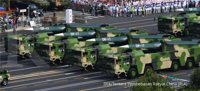 China mengerahkan taktik perang zona abu-abu untuk menaklukkan Taiwan