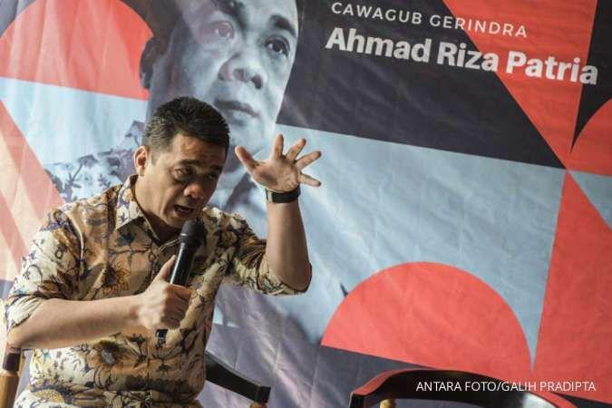 Ahmad Riza Patria terpilih jadi wagub DKI Jakarta dampingi Anies