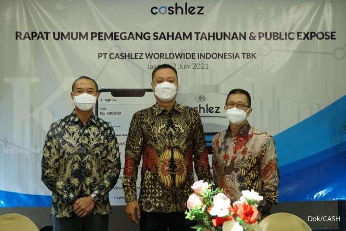 PT Cashlez Worldwide Indonesia
