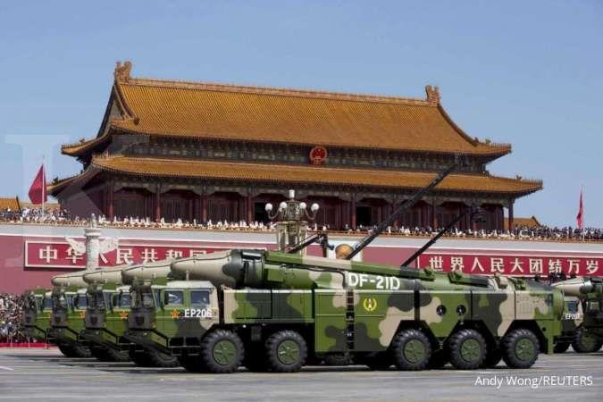 Inilah alasan China semakin berani pamerkan kekuatan militernya
