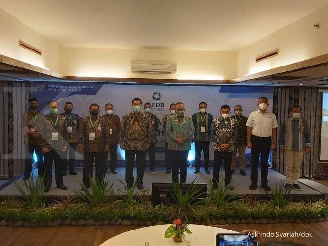 Tingkatkan ujroh, Askrindo Syariah jalin kerjasama dengan LPDB-KUMKM